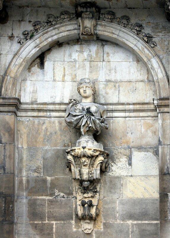 Нанси. Площадь генерала де Голля (Place du Général de Gaulle)