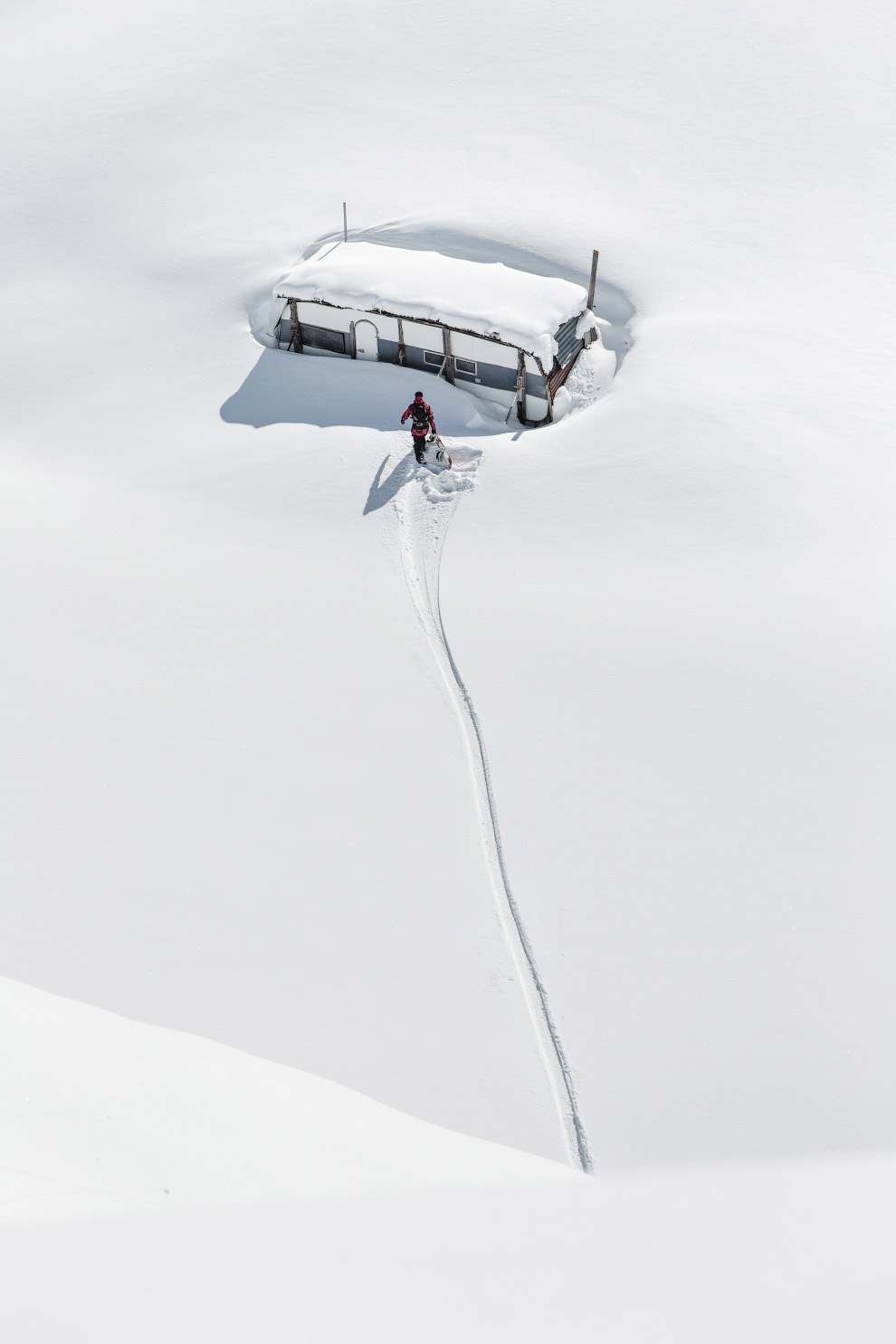 12. Финалист в категории «Образ жизни». Эдмонтон, Канада. (Фото Kirsten Quist | Red Bull Illume
