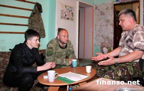 Надежда Савченко дала согласие стать новым президентом Украинского государства