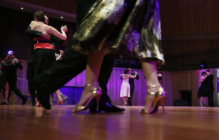 Российские танцоры прошли вфинал чемпионата мира потанго вАргентине