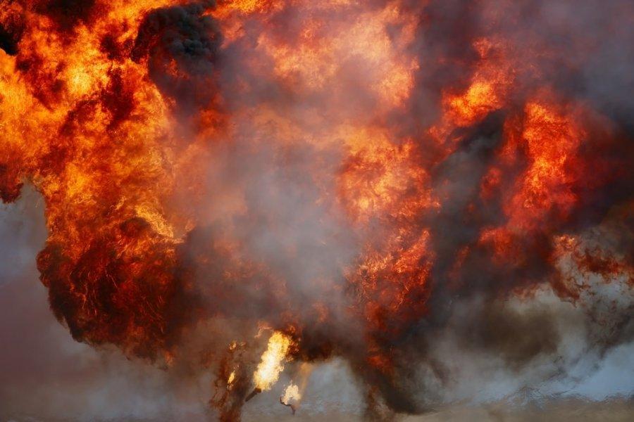 Взрыв прогремел всирийском городе Хама. есть жертвы среди мирных граждан