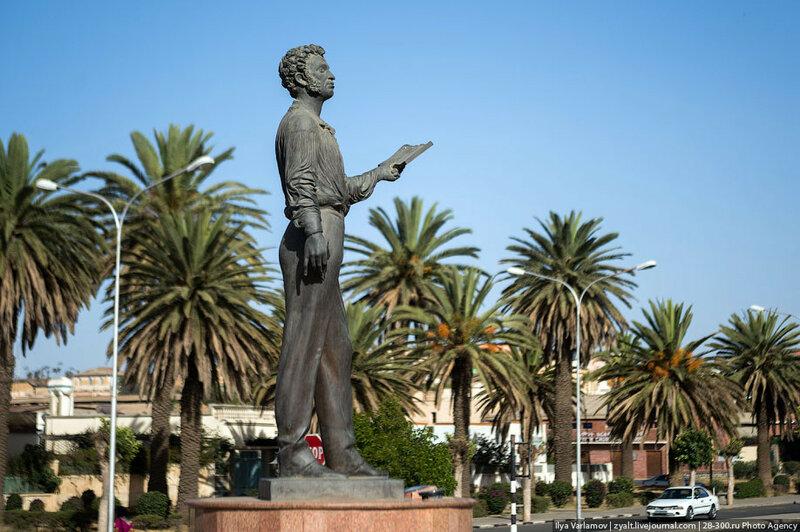Картинки по запросу Аддис Абеба памятник Пушкину