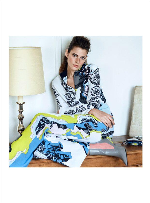 Related Post Vika Falileeva for French Revue de mode Magazine b... EXCLUSIVE: Discover VAMFIM Shoe C