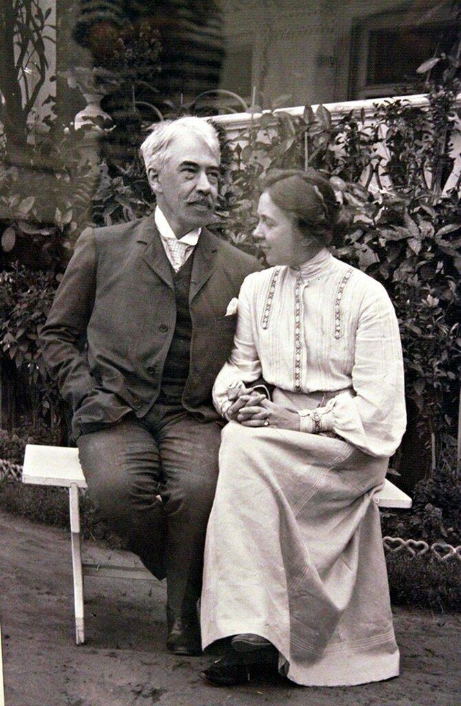Станиславский и Лилина