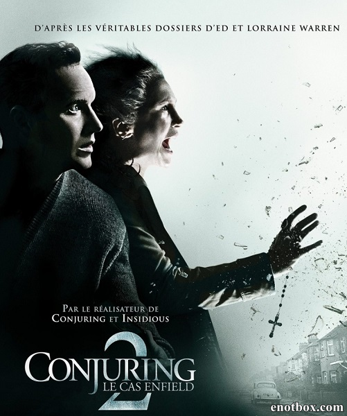 Заклятие 2 / The Conjuring 2 (2016/TS)