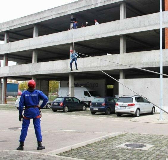 Сербия, РСГЦ, спасатели