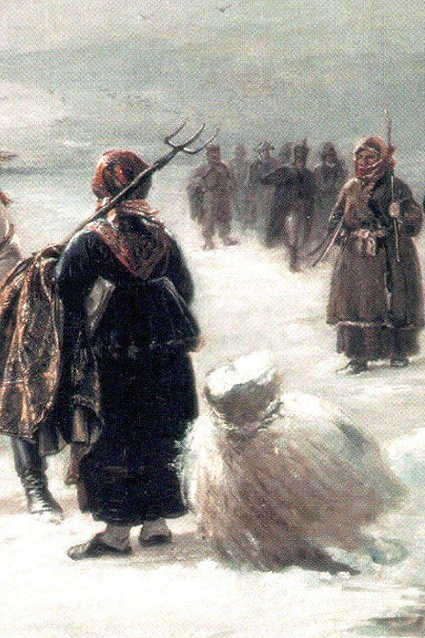 Илларион ПРЯНИШНИКОВ. Пленные Французы. В 1812 году.jpg