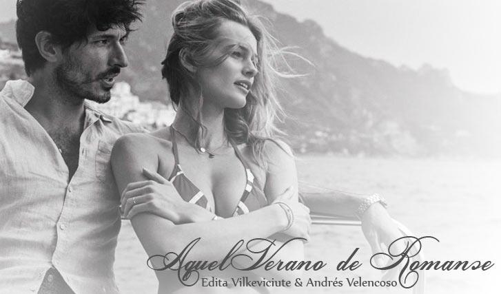 Эдита Вилкевичуте / Edita Vilkeviciute & Andres Velencoso by Benny Horne in Vogue Espana june 2016