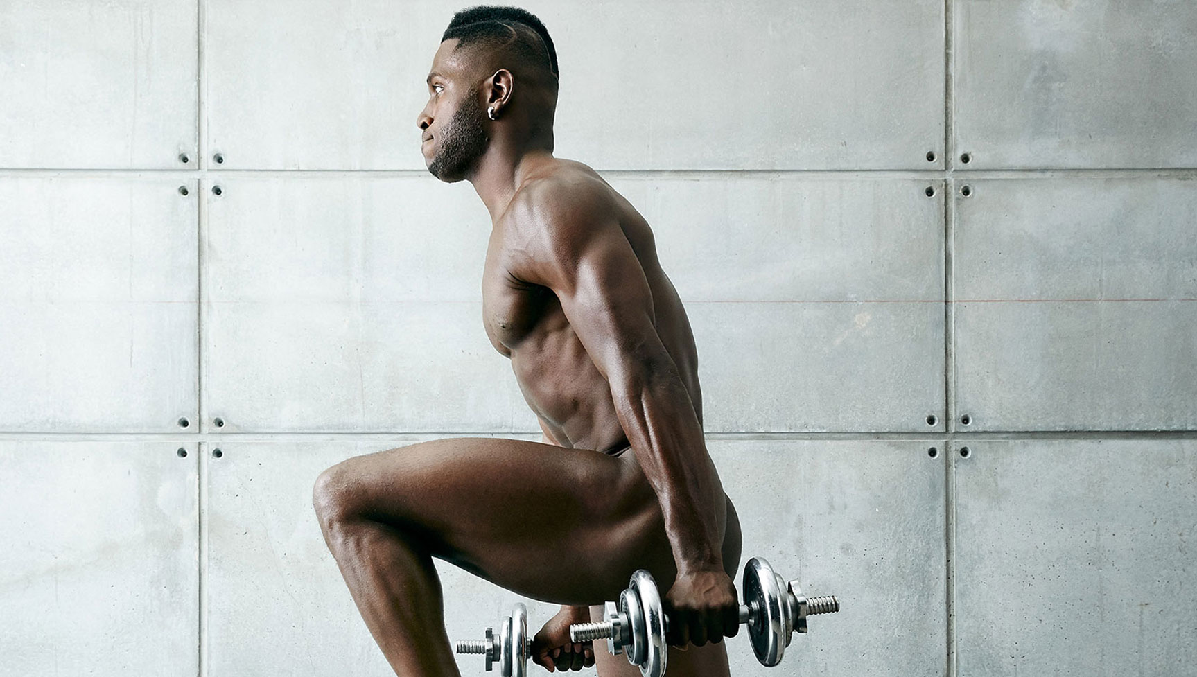 ESPN Magazine The Body Issue 2016 - Antonio Brown / Антонио Браун - Культ тела журнала ESPN