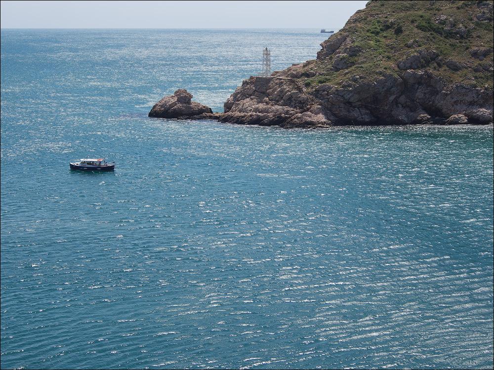 Лето. Море. Балаклава