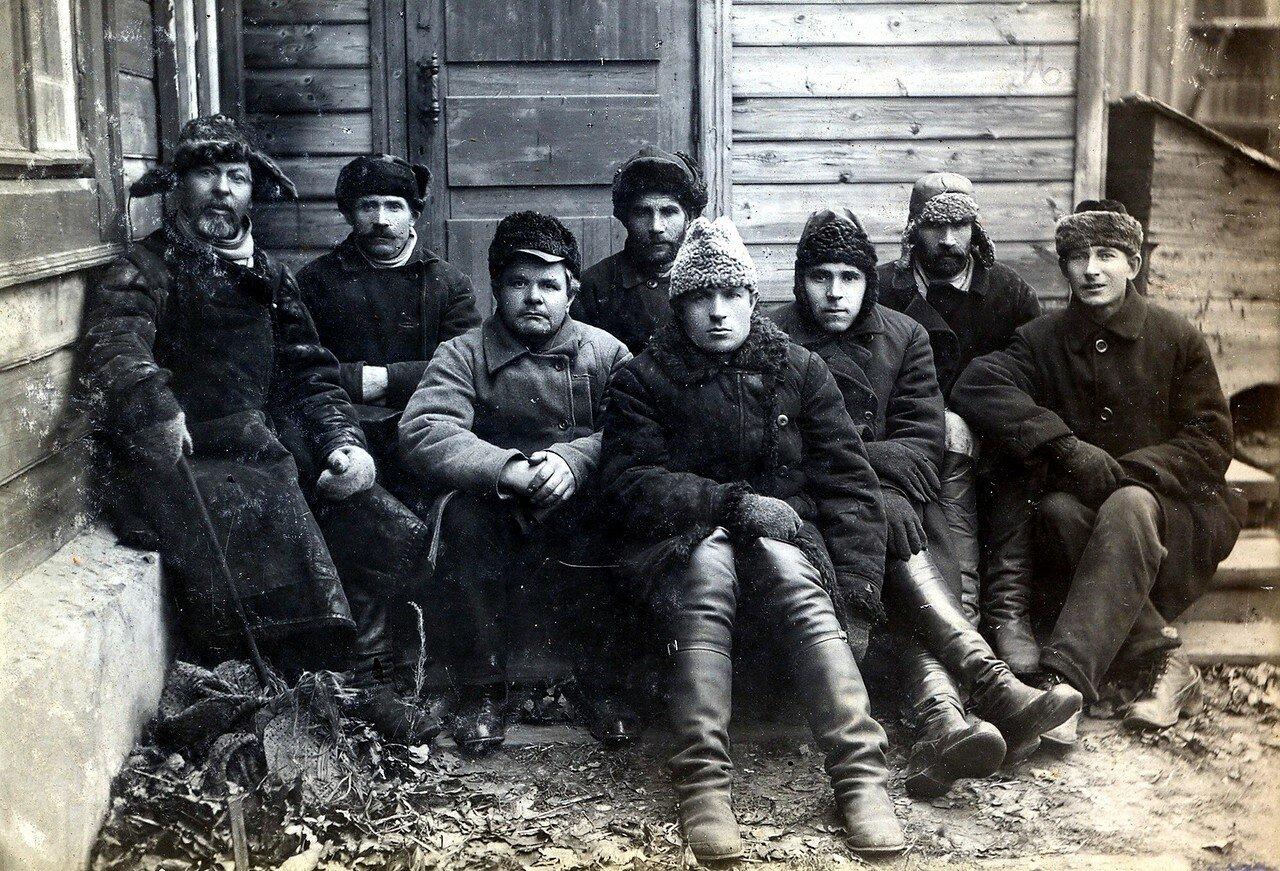 1928. Герои труда к Октябрьским торжествам