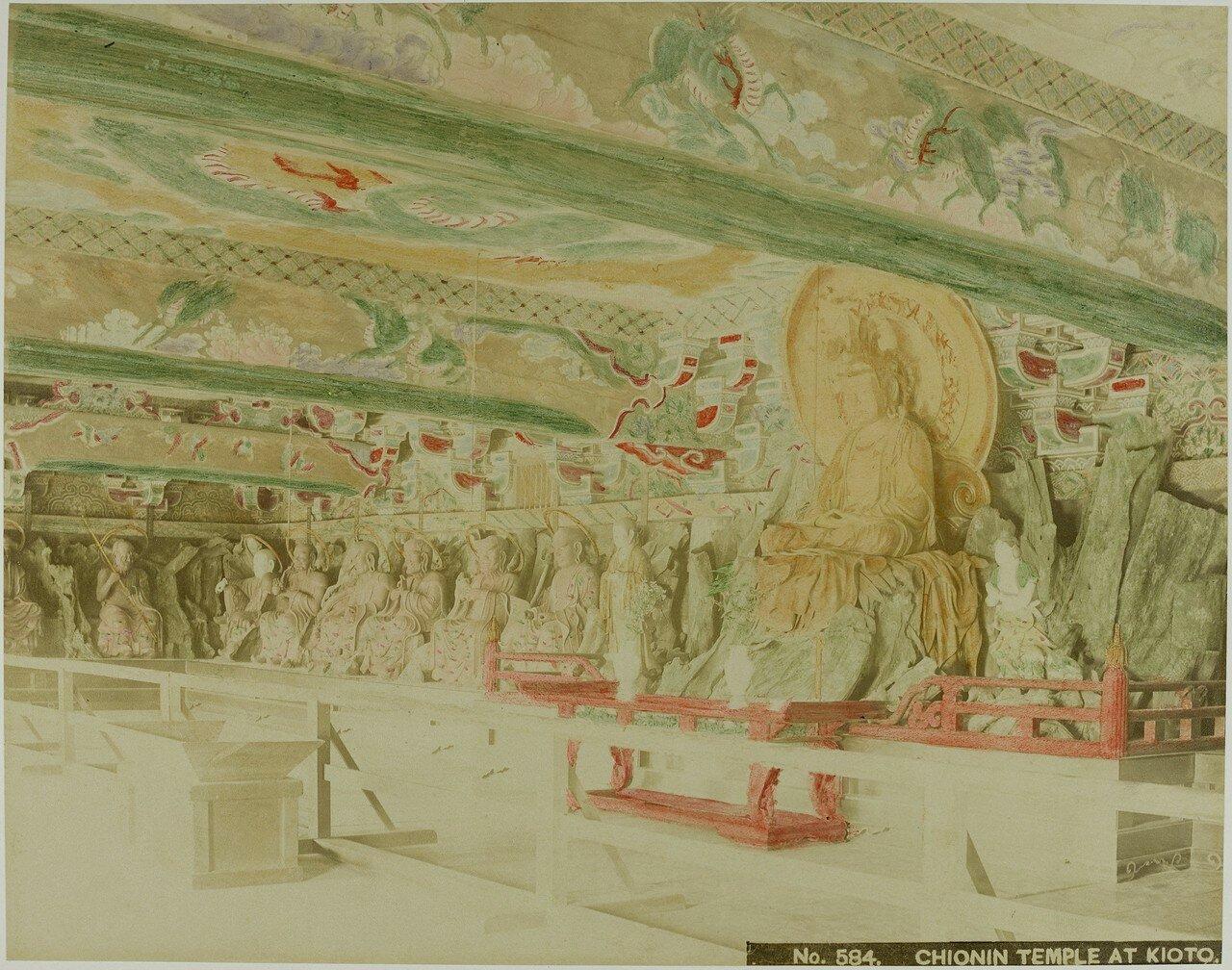 Киото. Храм Тион-ин