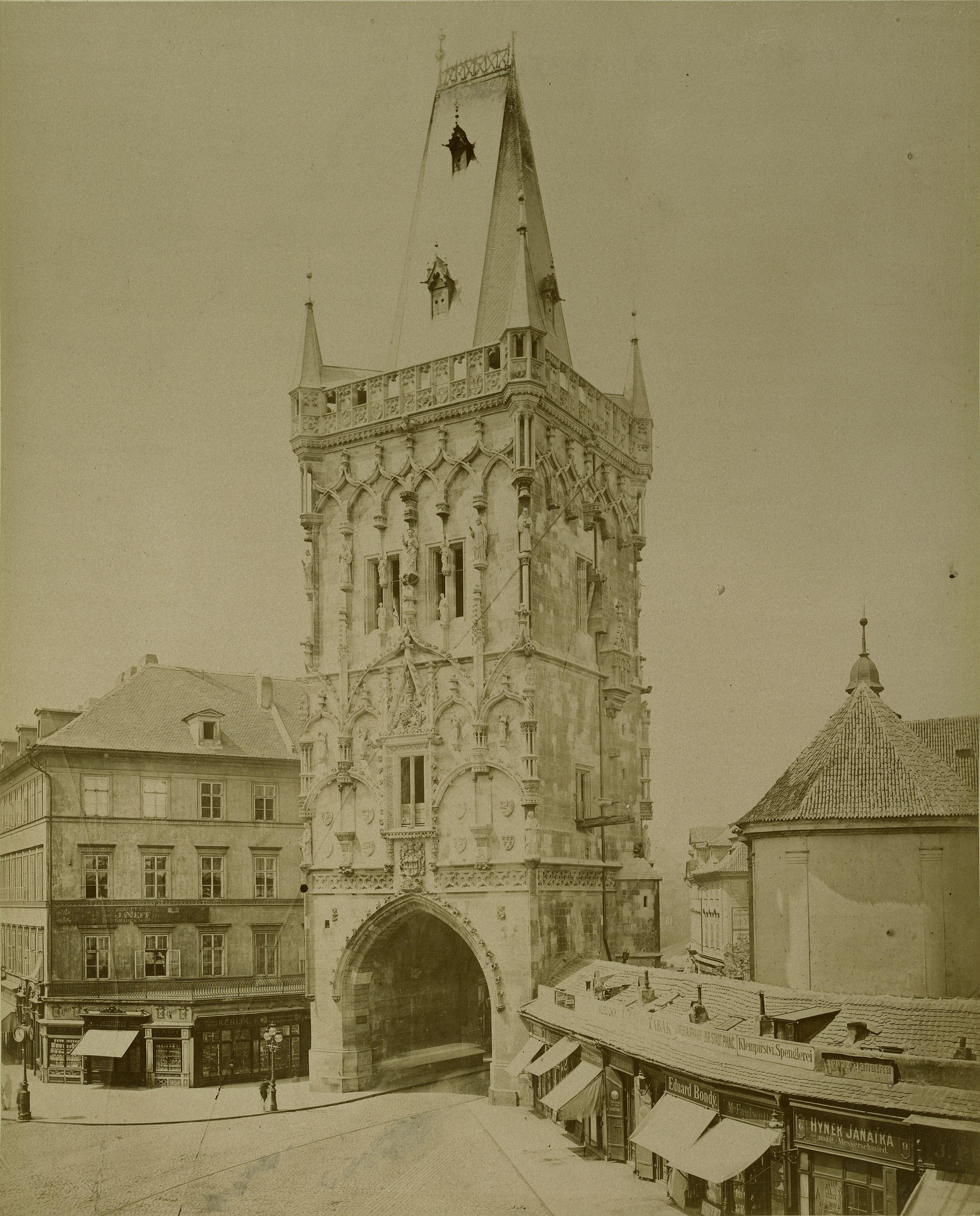 Австро-Венгрия. Прага