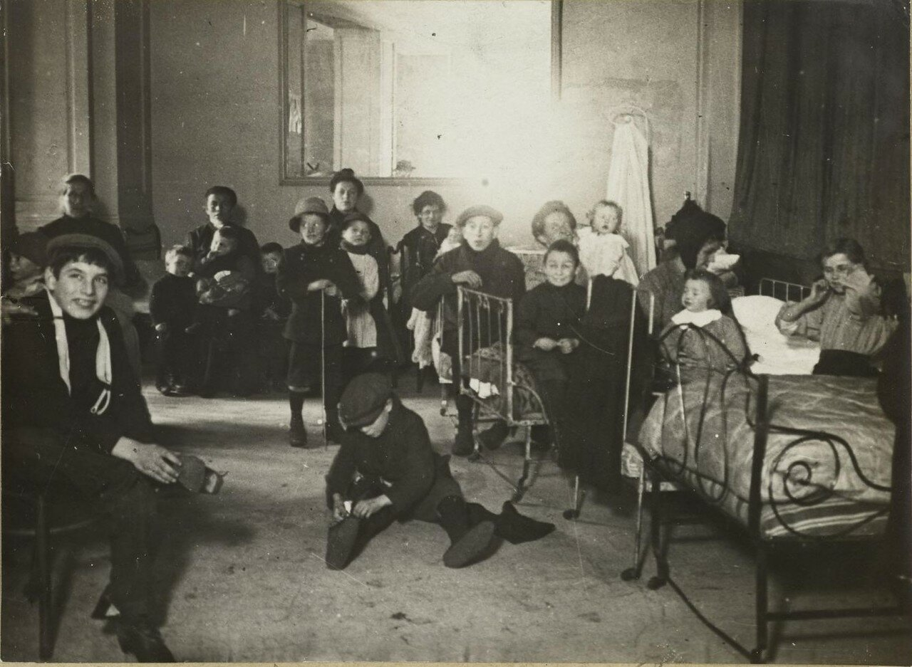 1914. ����������� ������� � ��������� �����