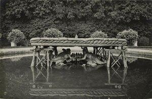 1918. Защита памятников во время войны. Версаль