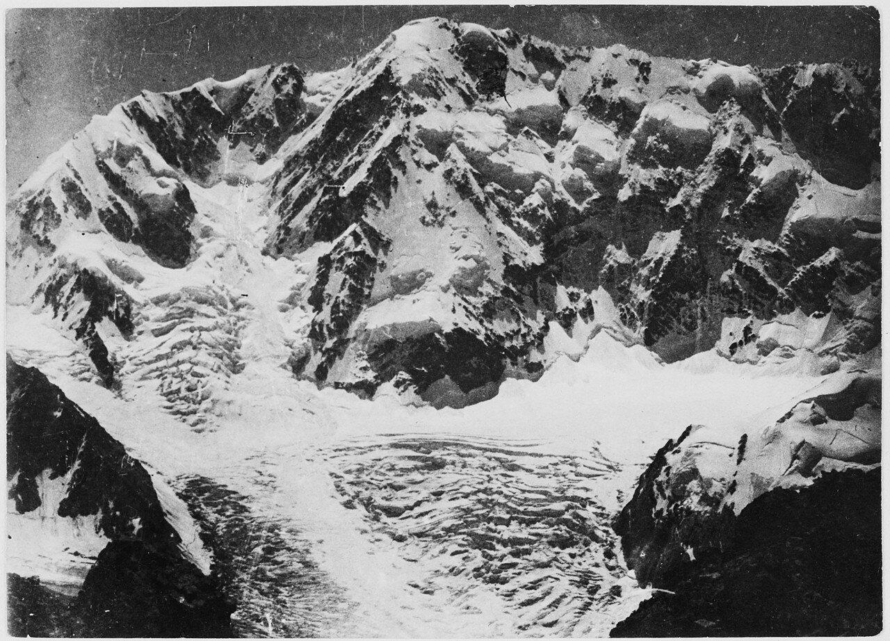 18 августа. Группа II. Дых-тау (5058 м). Первое восхождение по южному хребту Дых-тау