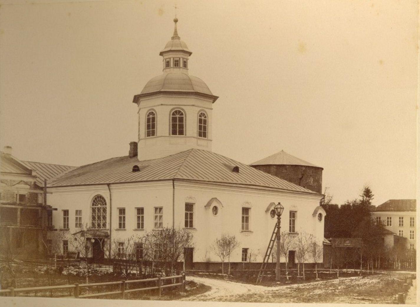 Церковь Иоанна Архиепископа