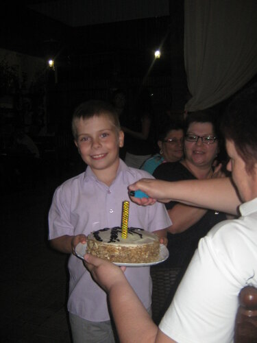 Именинники в кафе баре Пивная Хата г.Красноперекопск