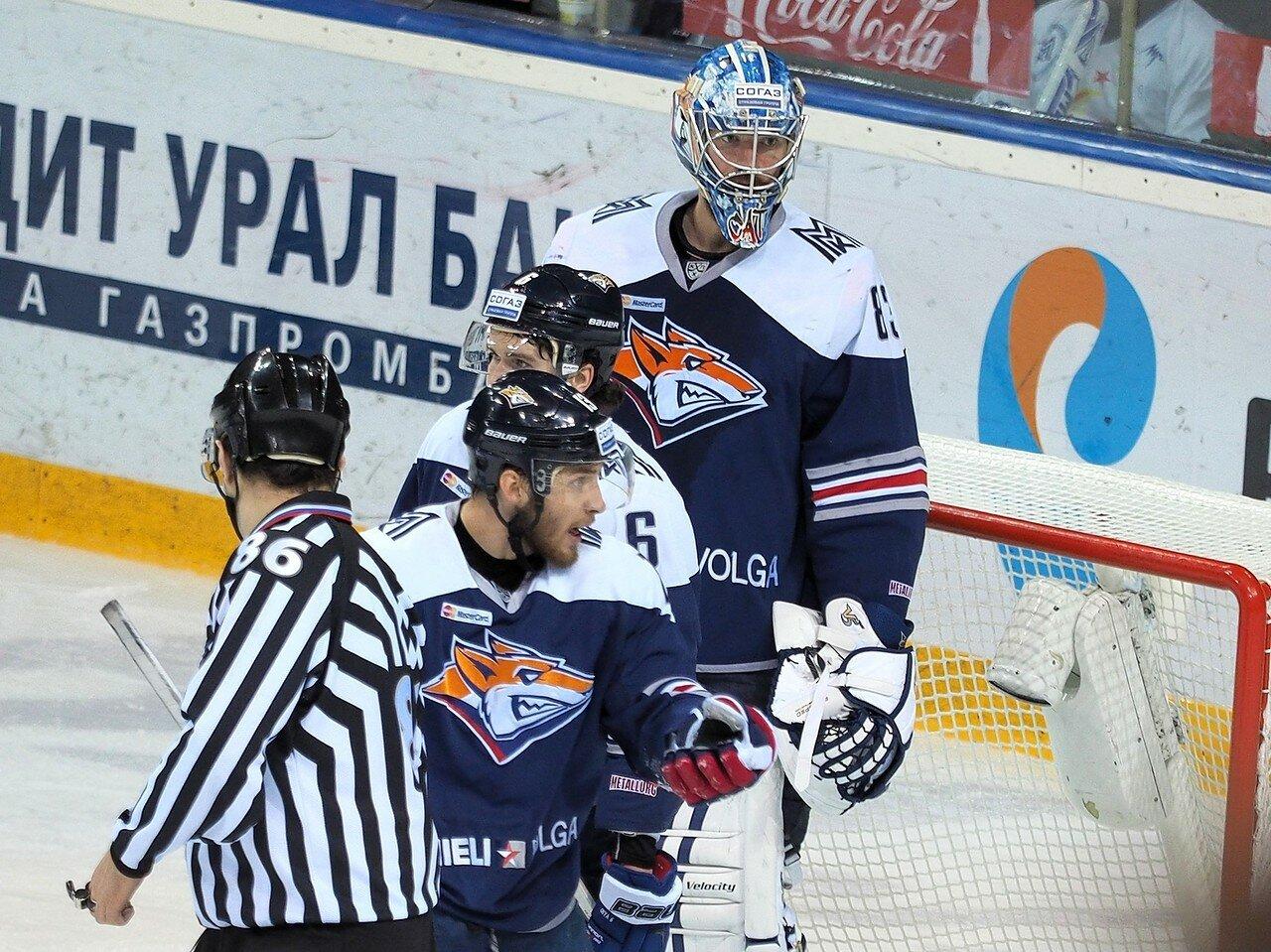 62Плей-офф 2016 Восток Финал Металлург - Салават Юлаев 25.03.2016