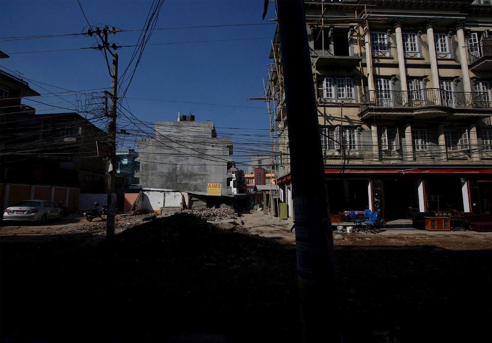 NEPAL-QUAKE/ANNIVERSARY