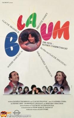 La Boum - Die Fete - Eltern unerwünscht (1980)