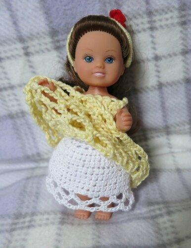 Вязание для маленьких куколок для 86