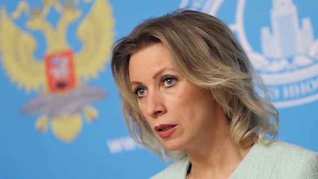 Захарова назвала конструктивной работу сТурцией поСирии