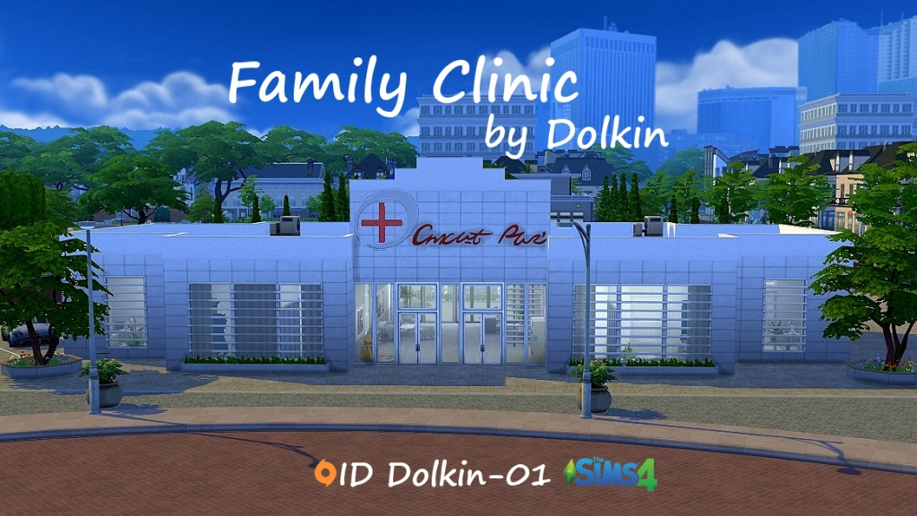 Family clinic by Dolkin