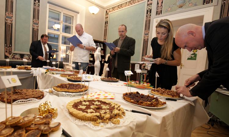 Кулинарный конкурс в Праге, Чехия