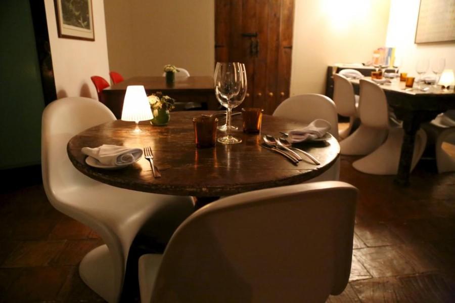 3. Вот так выглядит обеденная зона ресторана «La Isabela», расположенная прямо в доме ресторатора Эд
