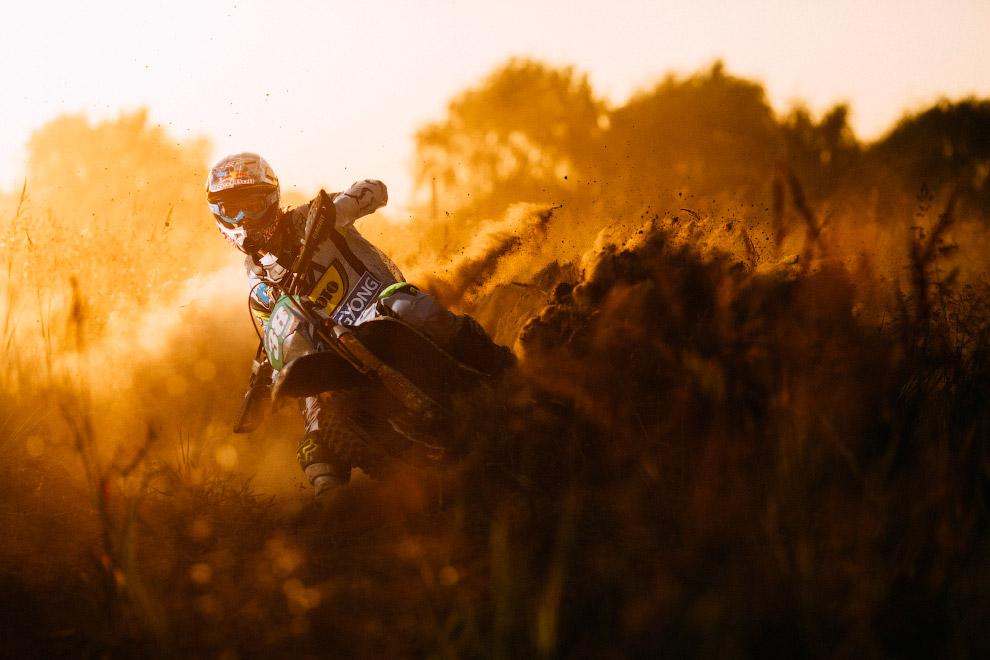12. Соревнования лыжников «из ада» — Red Bull Out of Hell. (Фото Red Bull):
