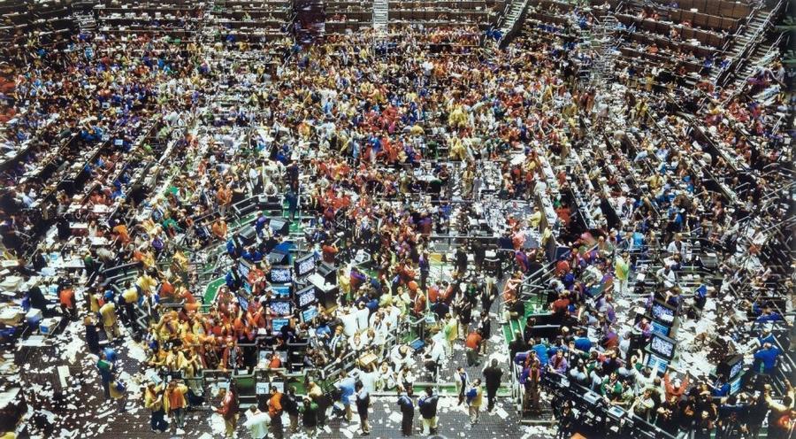 7. Чикагская товарная биржа, 1999 год