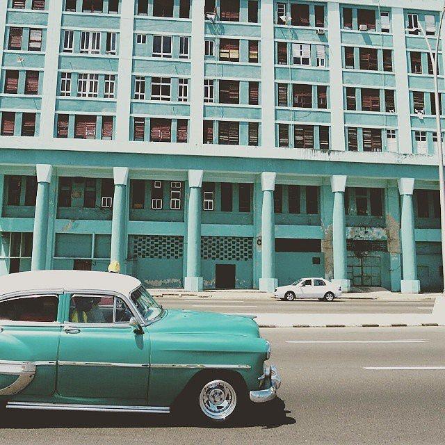 Гавана, Куба. Город, который не нуждается в представлении. Среди построек времён эпохи колониализма