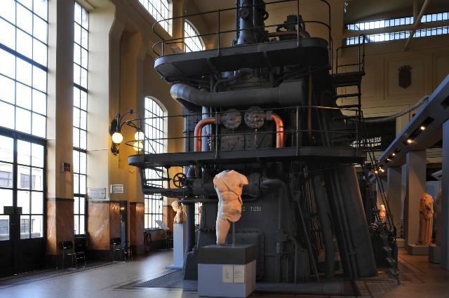 Электростанция Монтемартини Бывшая электростанция Монтемартини — это яркий пример того, как старина