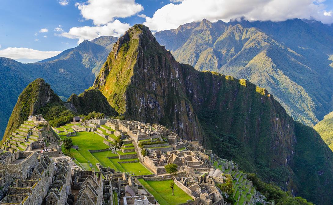 Тропа инков считается одним из пяти лучших пеших маршрутов в мире. Конечной точкой назначения будет