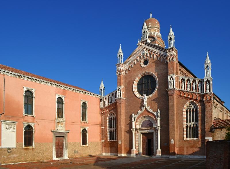 Что посмотреть в Венеции: церковь мадонна дель орто