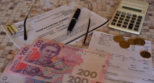 Уукраинцев небудут отбирать жилье из-за долгов покоммуналке