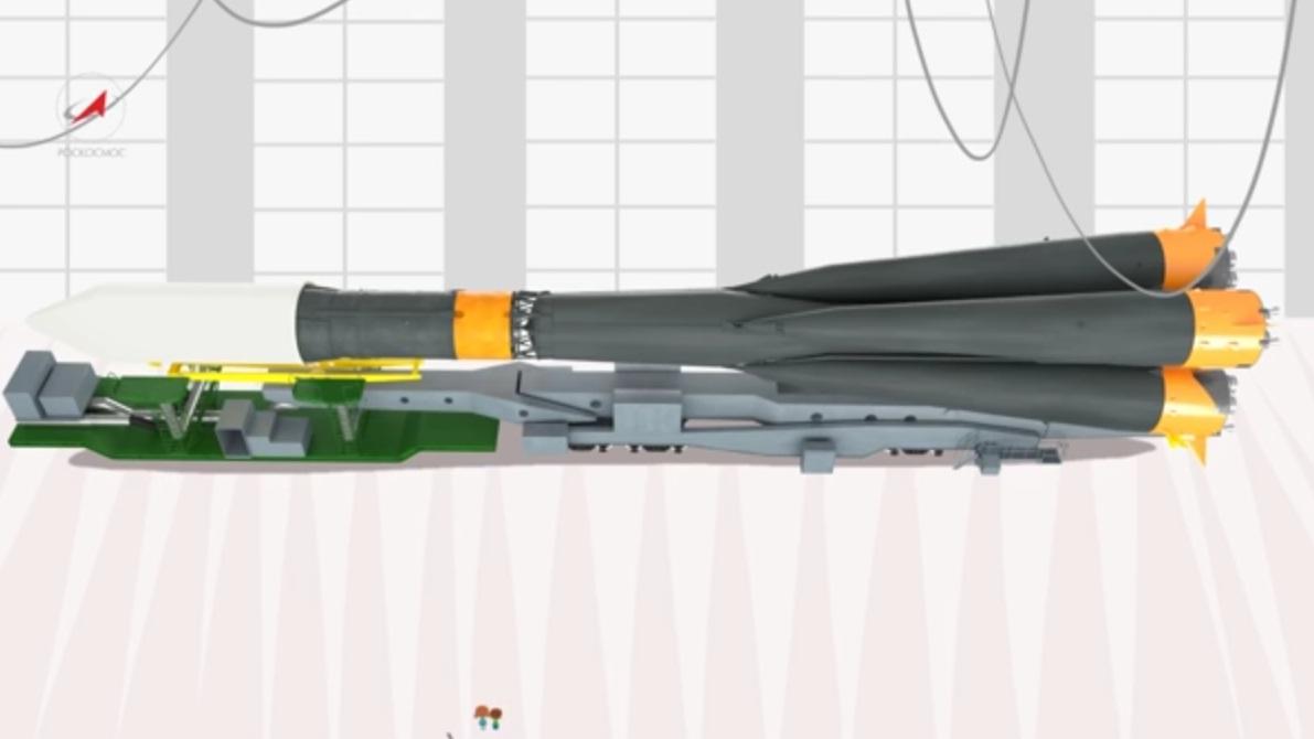 Роскосмос впустит серию мультфильмов окосмосе