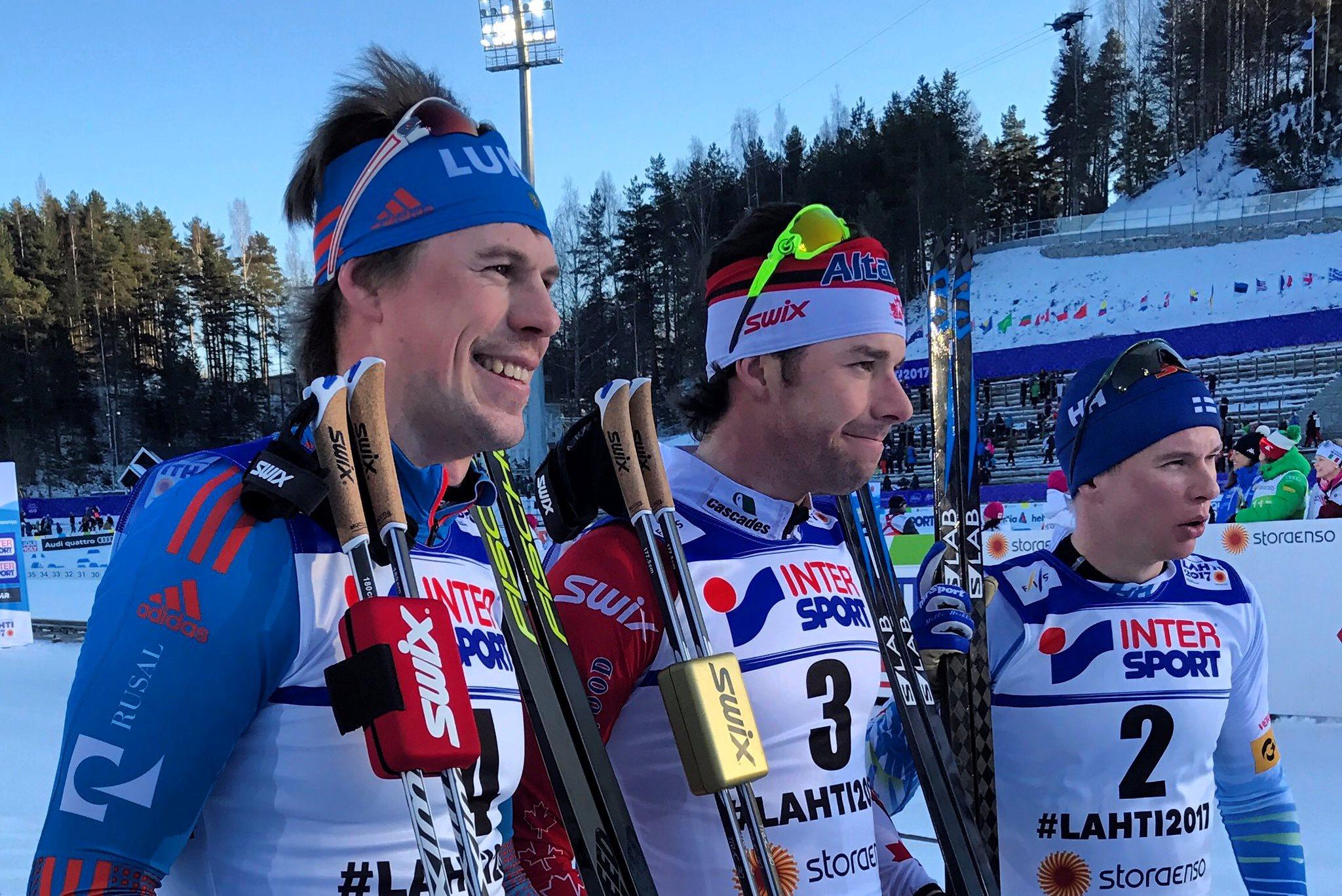 Шведские СМИ: Устюгов ненадел серебряную медаль вкачестве протеста