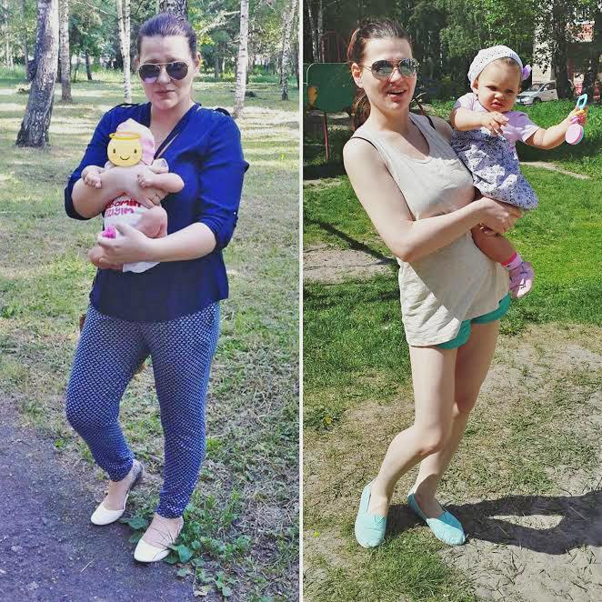 Преображение. Как похудеть (после родов) более, чем на 30 кг ...