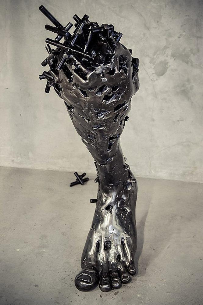 Deconstructed: Sculptures by Regardt van der Meulen