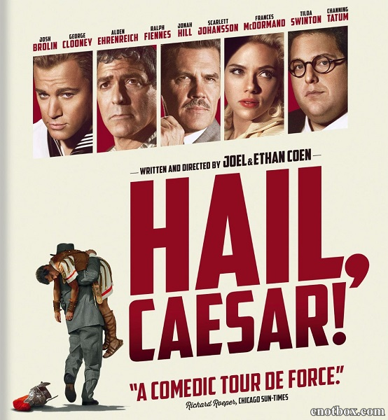 Да здравствует Цезарь! / Hail, Caesar! (2016/WEB-DL/WEB-DLRip)