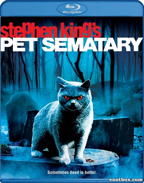 Кладбище домашних животных / Pet Sematary (1989/BDRip/HDRip)