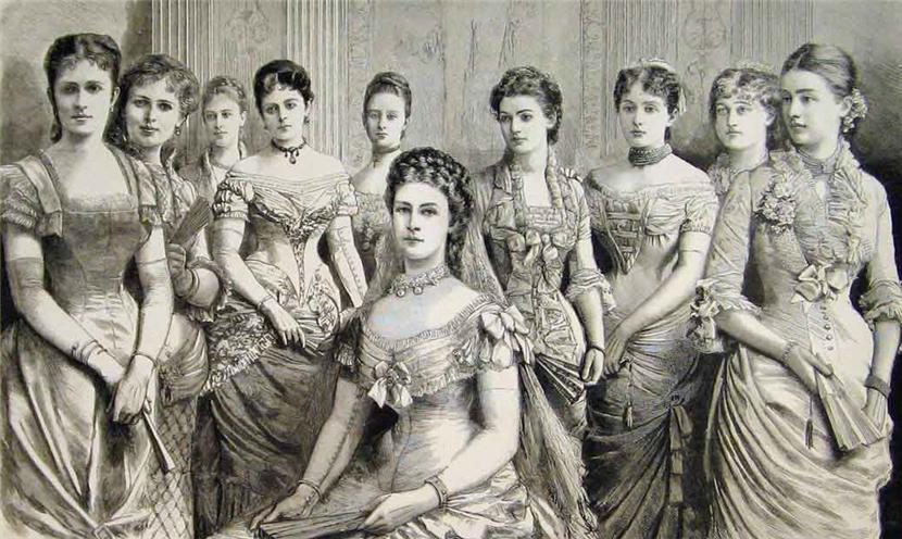 Empress of Austria and her Ladies.jpg
