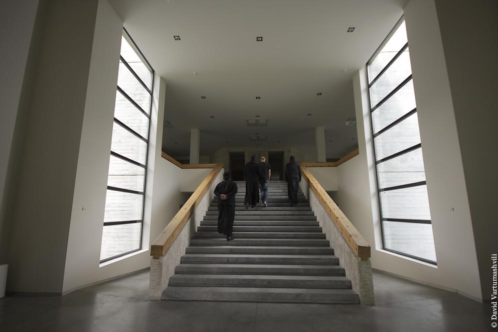 Грузия, Сванетия, Музей в Местиа