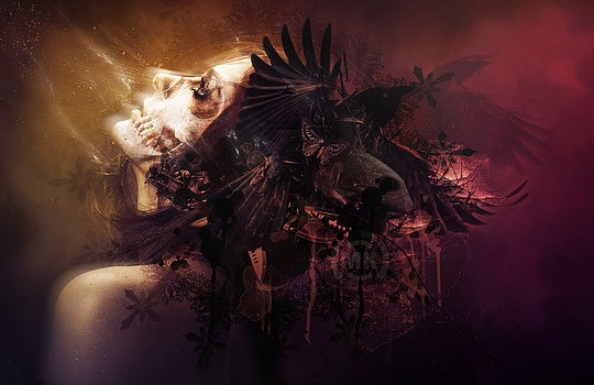 Cool Digital Art by Mary Khaos Imagerie