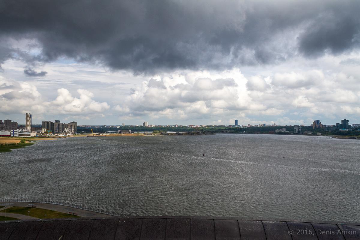 Казань с крыши Казана 6