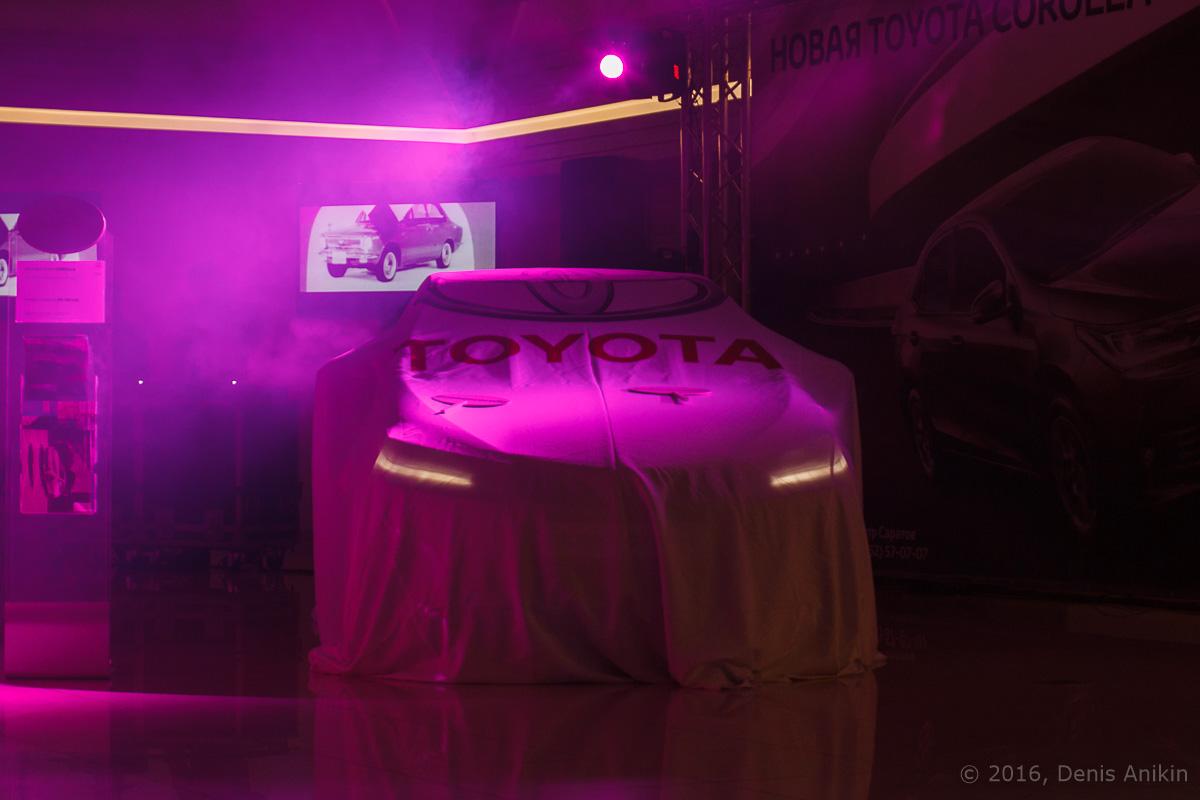 Презентация Toyota Corolla 2