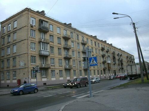 Варшавская ул 22