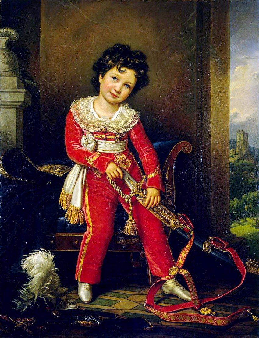 Портрет Максимилиана Лейхтенбергского, 1821 г..jpg